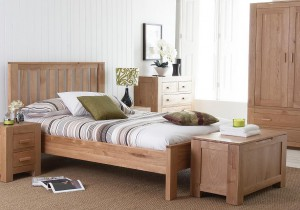 solid oak bedroom furniture